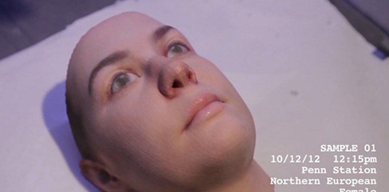 Stranger Visions | Heather Dewey-Hagborg