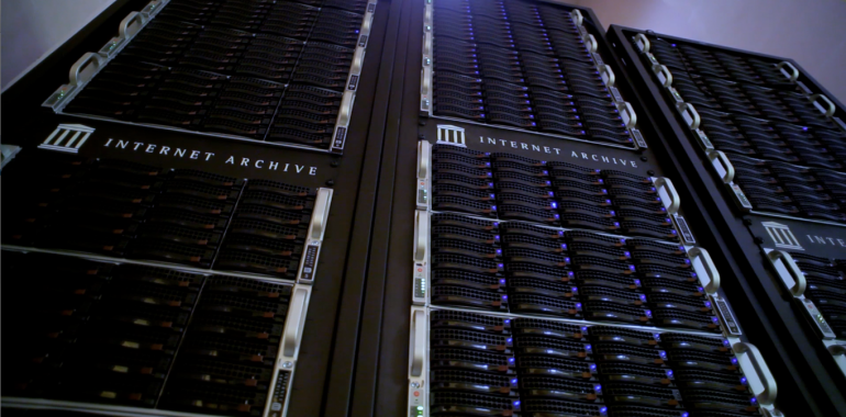 The Internet Archive | Jonathan Minard