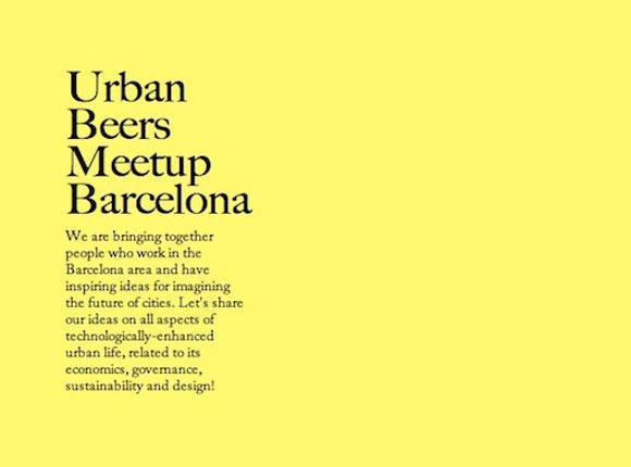 Barcelona Urban Beers