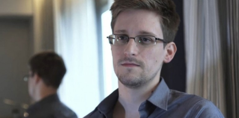 PRISM Whistleblower. Edward Snowden interview