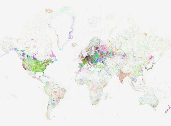 OpenStreetMap | Eric Fischer